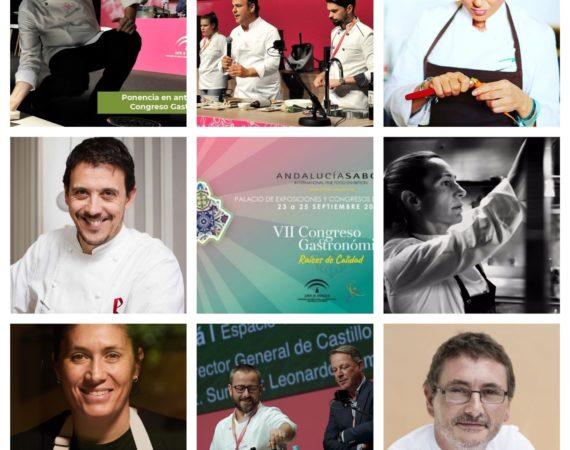 """Las """"Raíces de Calidad"""" andaluzas, epicentro gastronómico nacional por unos días"""