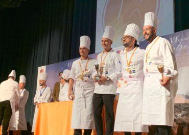 ACYRE Canarias se alza con el Tercer Puesto en el VI Certamen Nacional de Gastronomía