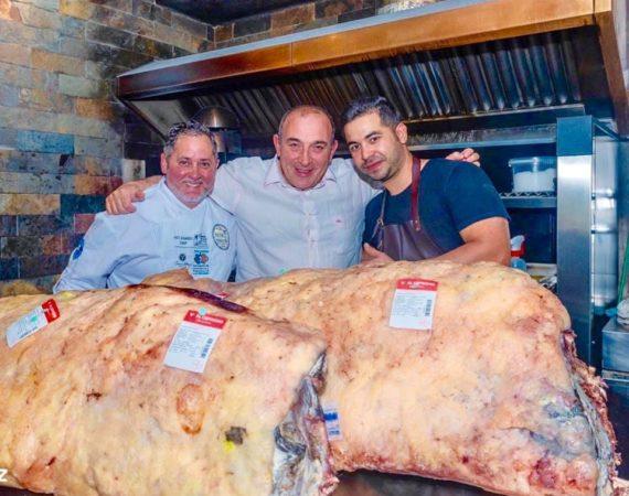 """La mejor carne de Buey del mundo, un """"Capricho"""" a degustar en El Caserón del Cortijo"""