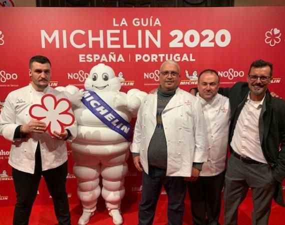 Gran Canaria toca las estrellas con la Guía Michelin 2020