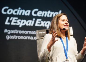 """Marta Campillo, jefa de sala DiverXO: """"Es clave tener empatía con el cliente"""""""
