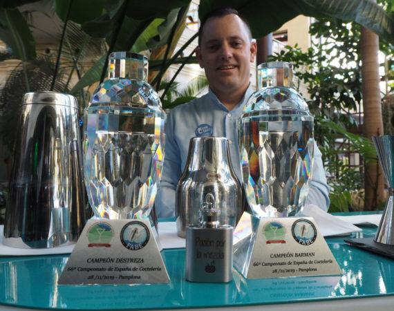 Gran Canaria triunfa en el Campeonato Nacional de Coctelería 2019